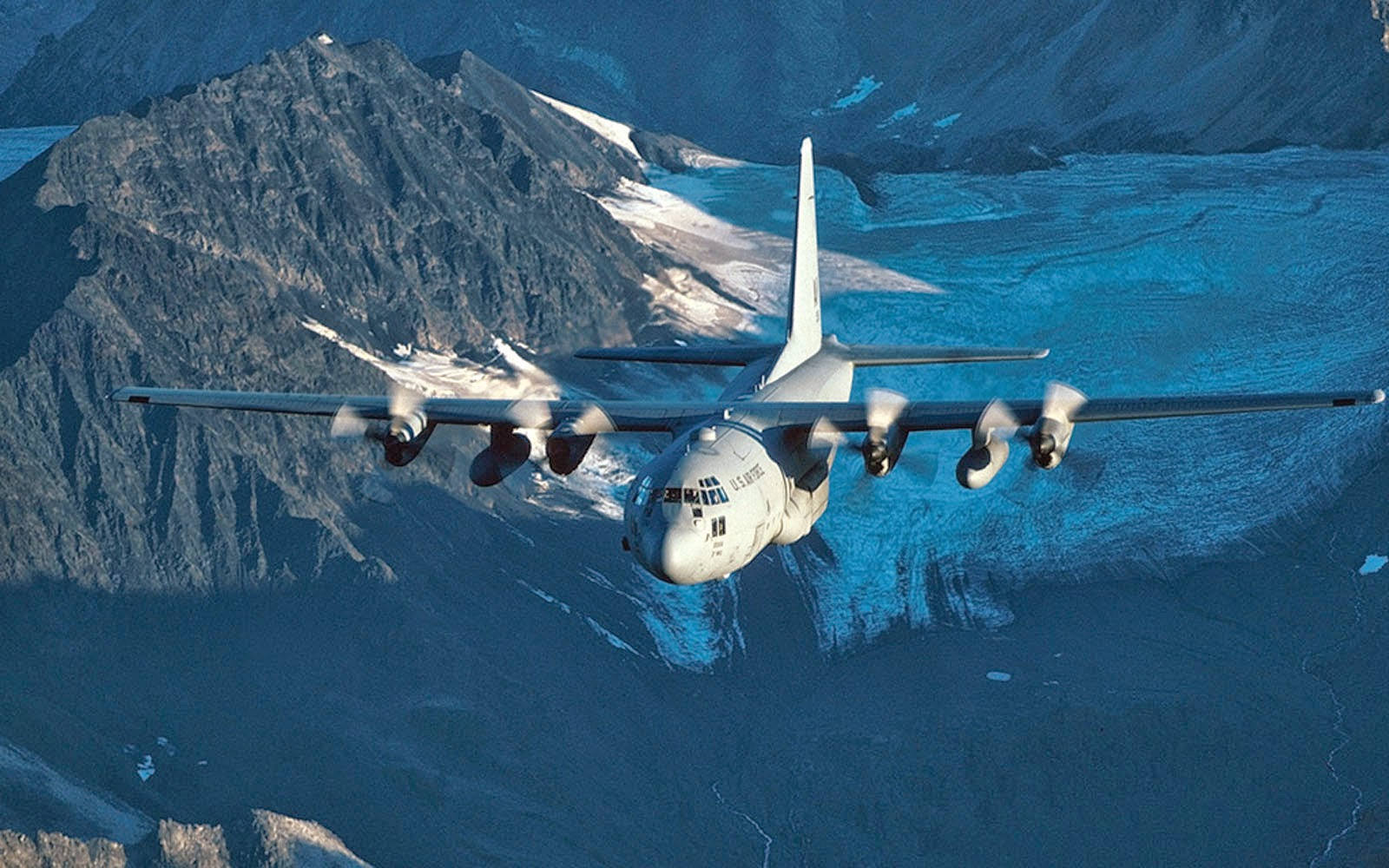 wallpapers: Lockheed C-130 Hercules Wallpapers