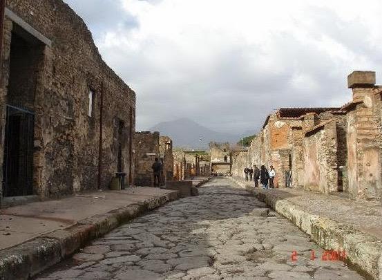 Misteri Kota Pompeii Terungkai