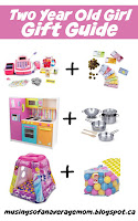 two year old girl gift ideas