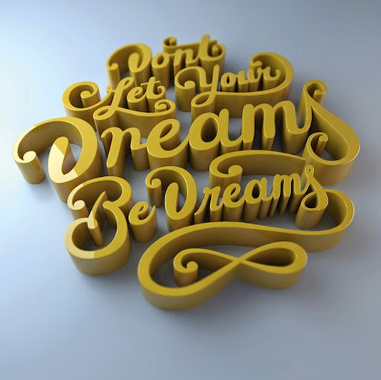 4. Learn the Best Ways to Create 3D Type