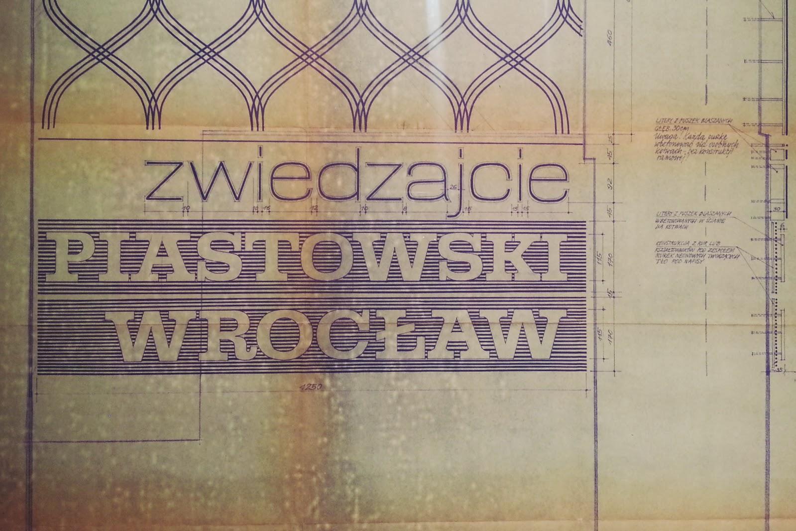 """""""Zwiedzajcie Piastowski Wrocław"""""""