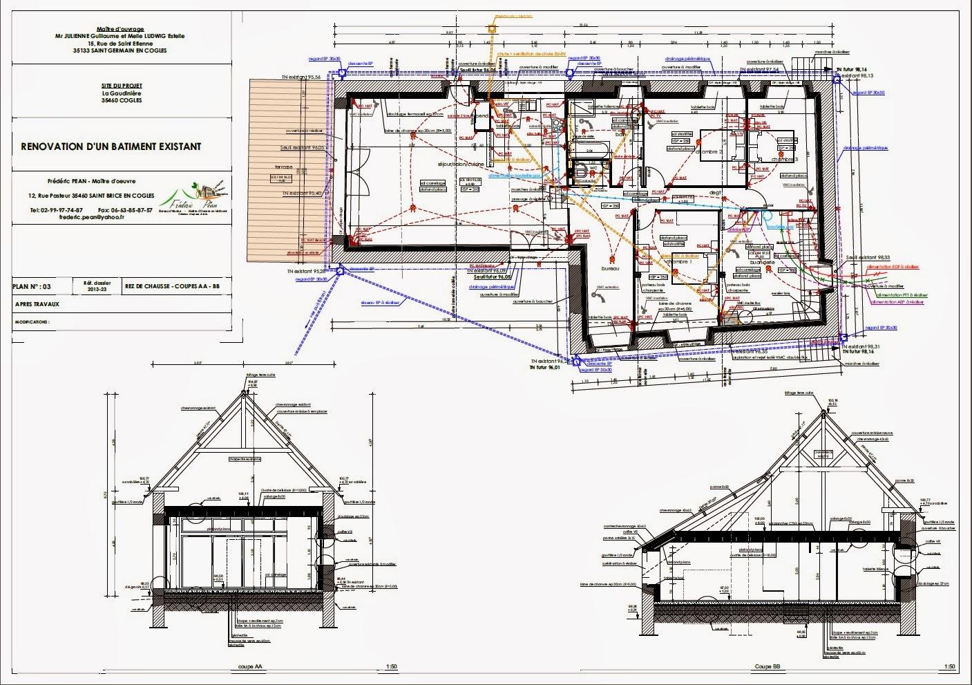 maison passive dans le coglais enfin la version d finitive des plans. Black Bedroom Furniture Sets. Home Design Ideas