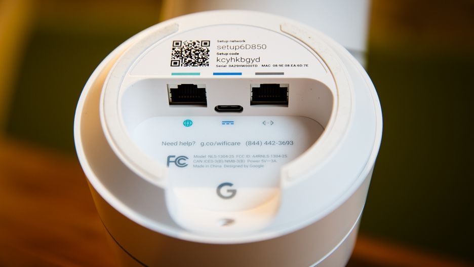Google Wifi is already in 21 countries, including Spain