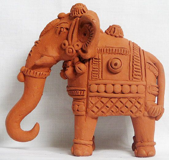 The Cultural Heritage Of India Terracotta Art Of India