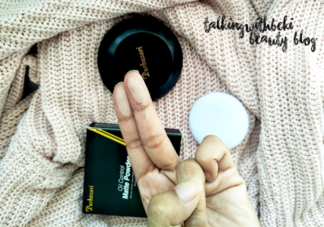 Review Purbasari Oil Control Matte Powder