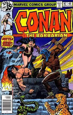 Conan the Barbarian #97