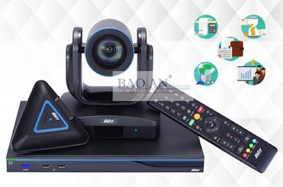 Giải pháp hội nghị truyền hình AVer EVC350