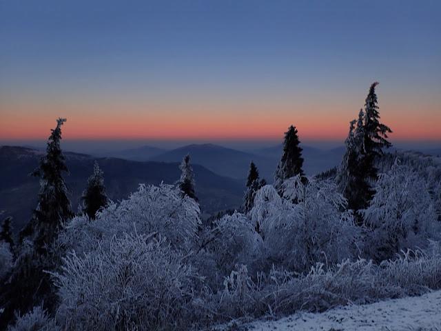 Zimowe widoki z Lubonia. Ludzi zero