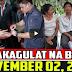 Nakakagulat Na Balita - November 02, 2017   Paolo Duterte   Bongbong Marcos   Pres. Duterte   Marawi
