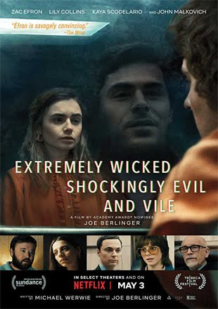Extremely Wicked, Shockingly Evil and Vile 2019 Full English Movie Download HDRip 720p