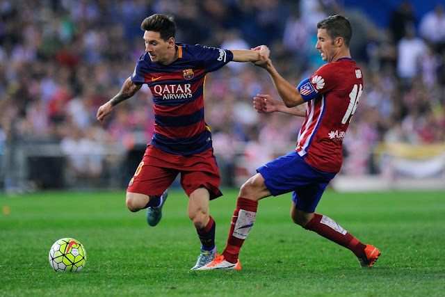 Prediksi dan Review Barcelona vs Atletico Madrid 6 April 2016