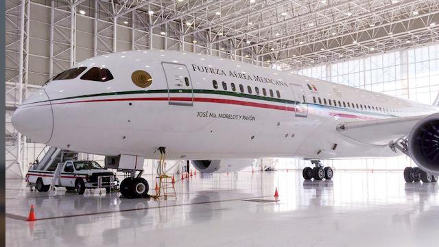 México perdería hasta 137 millones de dólares con venta del avión presidencial: estudio