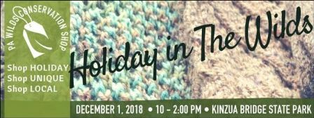 "12-1 ""Holiday in the Wilds"" at Kinzua Bridge State Park"