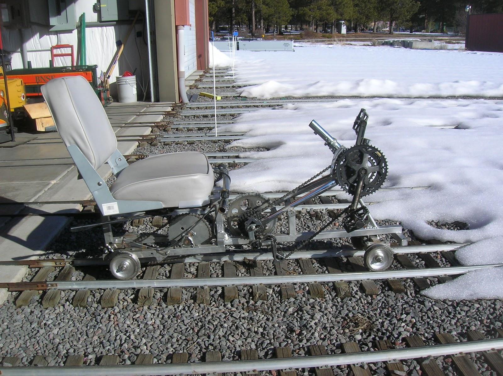 Train Mountain Railroad: A Rail Bike Tale