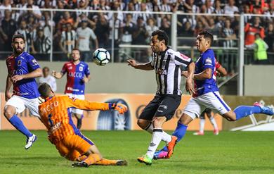 Galo bateu o Paraná na Copa do Brasil (Créditos  Bruno  Cantini Flickr Atlético-MG) 44b4bf2a95a1d