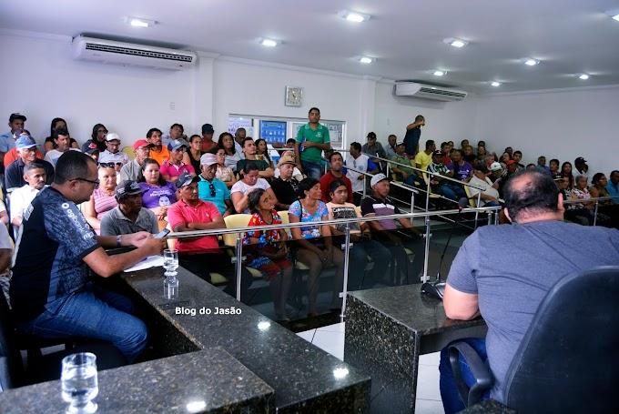 SINTE/RN: Participou da audiência pública sobre a Reforma da Previdência na Câmara Municipal de João Câmara