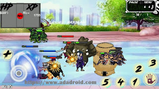 Download Naruto Senki Mod by Cavin Nugroho Apk