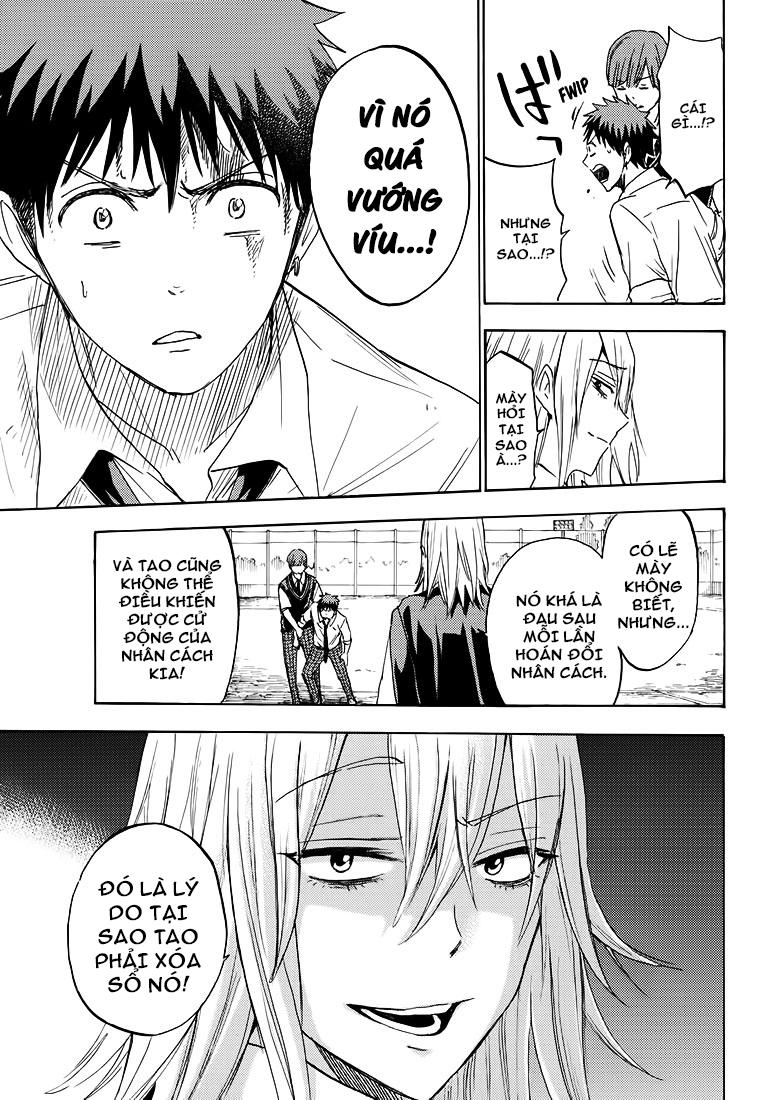 Yamada kun to 7 nin no Majo Chap 221 - Trang 13
