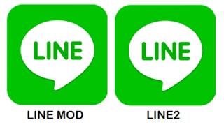 Line Clone Mod Apk (Dual Line) v7.2.2 Apk Terbaru
