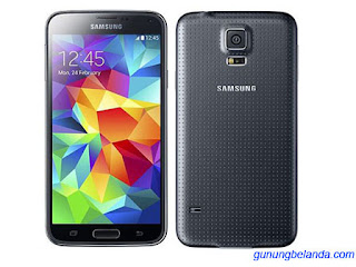 Cara Flashing Update Samsung Galaxy S5 SM-G900F