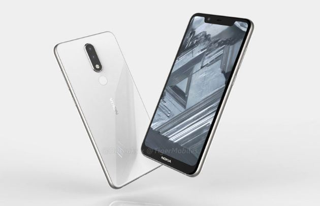 √ Available For Sale Inwards India Alongside The Toll Of Nokia 5.1 Addition 10,999