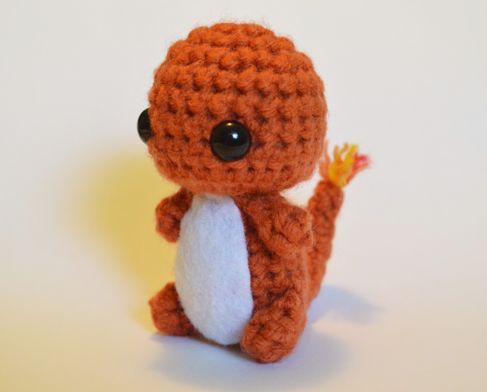 Amigurumi Pokemon Patterns Free : First post and first free pattern loopteeloops