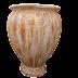 Forma / Molde Fibra de Vidro Fazer Vaso Melão Grande