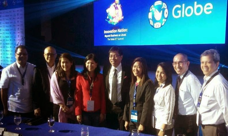 Globe ICT Summit 2014 Promoting Better Business Through Innovation