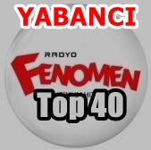 radyo fenomen top 40