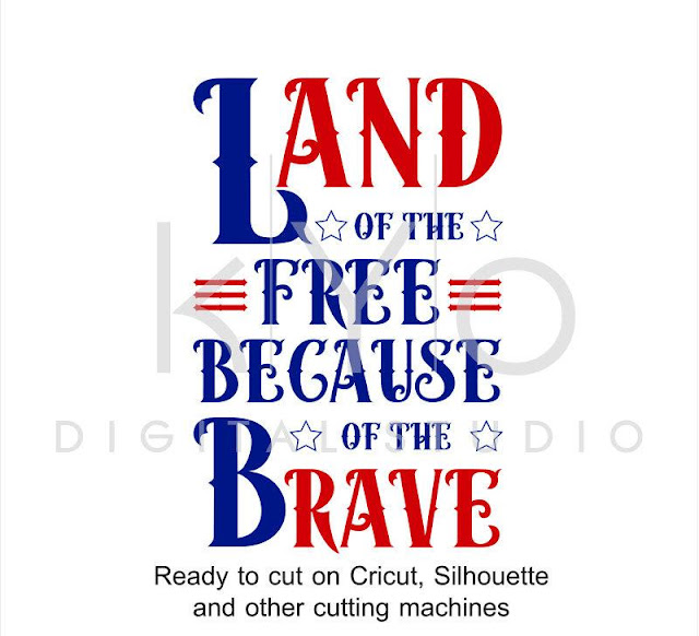 Free Fourth Of July Svg Files For Cameo Cut Machine