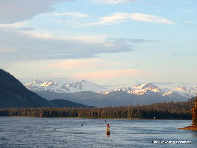 The Wrangell Narrows