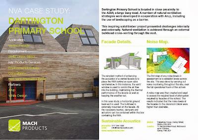 Case Study: Dartington Primary School Nat Vent Box