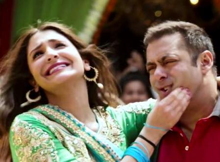 Baby Ko Bass Pasand Hai Lyrics - Sultan | Salman Khan