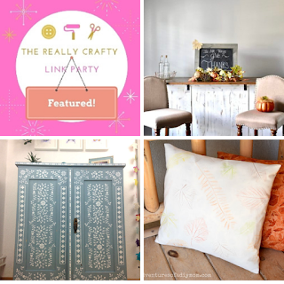 http://keepingitrreal.blogspot.com/2018/09/the-really-crafty-link-party-136-featured-posts.html