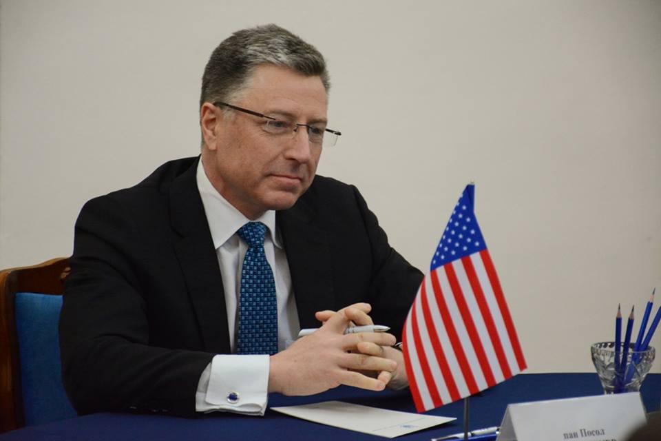 Волкер: США готовы увеличить поставки вооружений в Украину