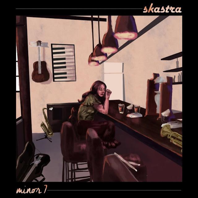 skastra album cover musik