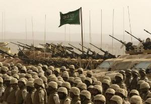 Arábia Saudita faz manobras militares com participação de 20 países