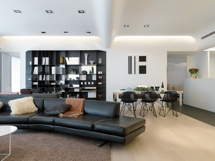 Ceiling Color For A Matching Interior Design | House ...