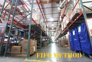 FIFO Methode