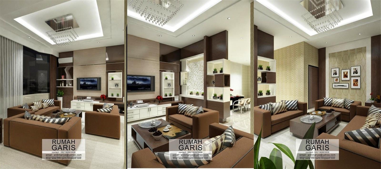 Desain Interior Rumah Pak Nicko Di Makassar Rumah Garis