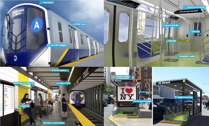 Modernizarán sistema de trenes de NY abierto en 1904; estará entre mejores del mundo