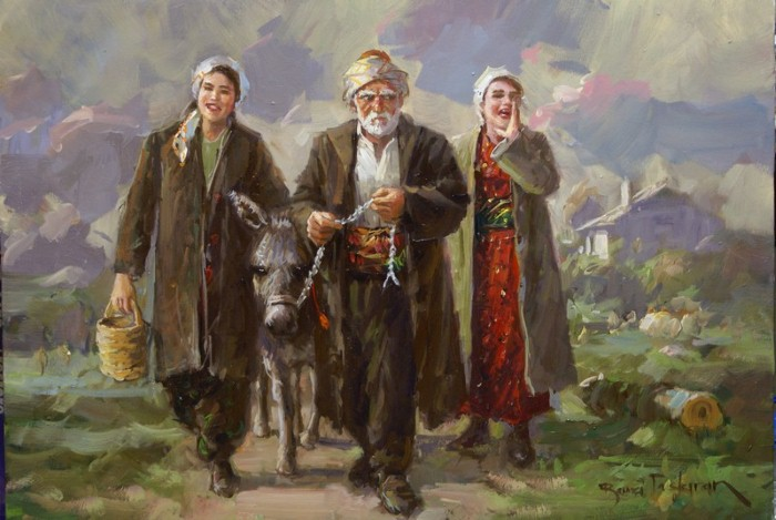 Remzi Taskiran. Восточные традиции 17