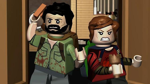 Así es The Last of Us en LEGO