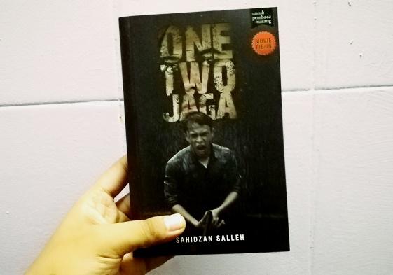 Review Novel FIXI : One Two Jaga : Movie-Tie-In oleh Sahidzan Salleh
