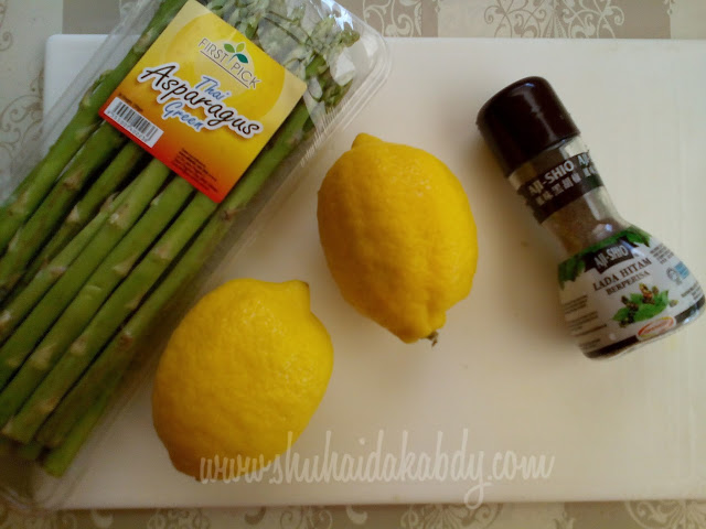 resepi ayam lemon dan kentang