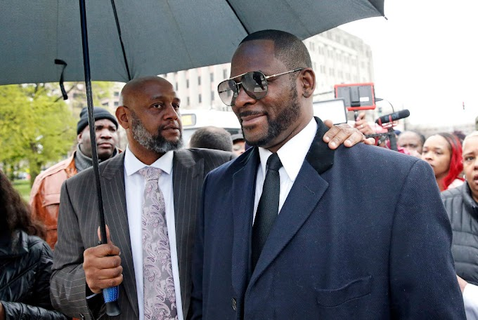 R. Kelly appears in Court to Challenge Sexual Abuse Suit