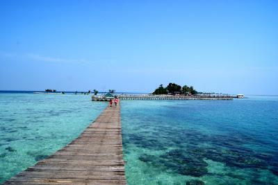 berwisata ke Pulau Tidung