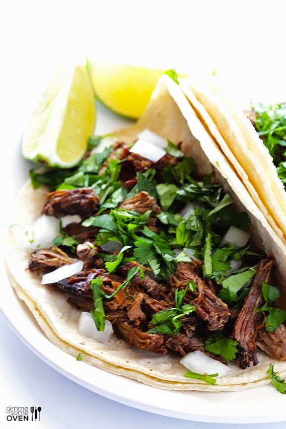 Slow Cooker Barbacoa Beef from Gimme Some Oven | Slow ...