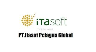 Lowongan Kerja PT Itasof Pelagus Global September 2016 - IT Project Manager