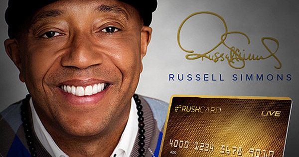 Russell Simmons, founder of Rushcard